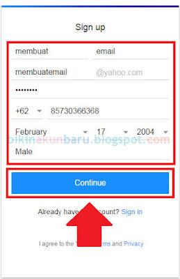 Yahoo Mail Daftar Baru Lewat Hp | Bikin ID Yahoo