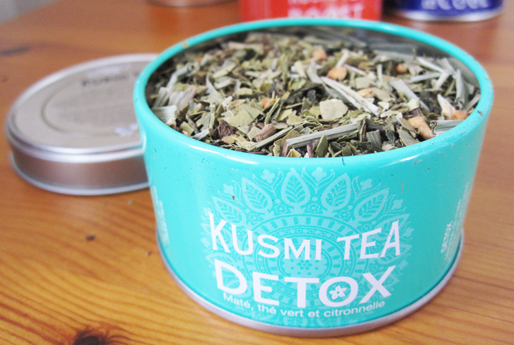 Kusmi Tea Detox review