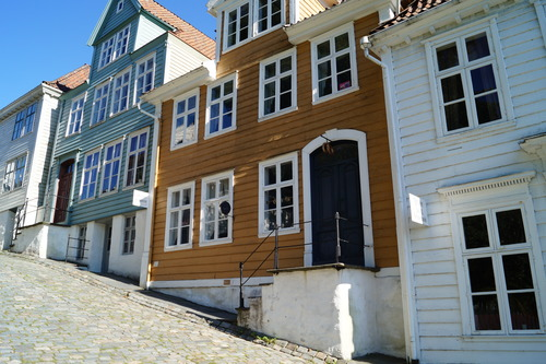 O que fazer em Bergen além dos fiordes? Gamle Bergen
