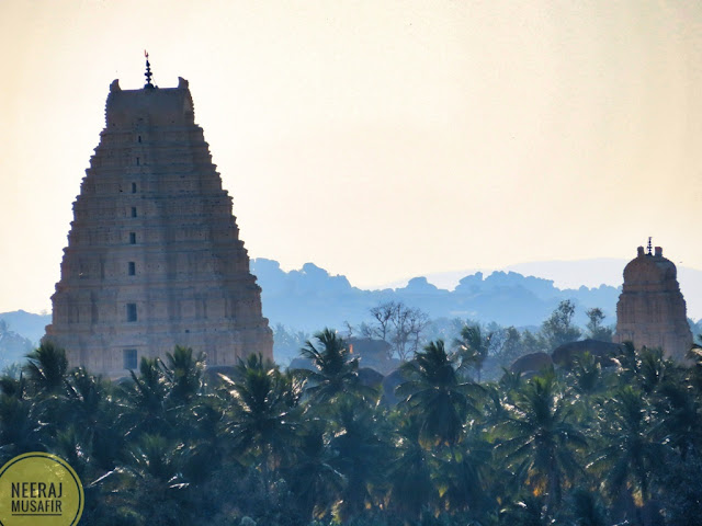 Best View in Hampi