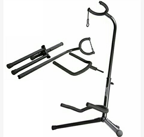 OnStage Guitar Stand - Collapsible Tripod XCG4 - Musical Instruments