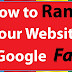 How to Rank Your Website Easily in 2018