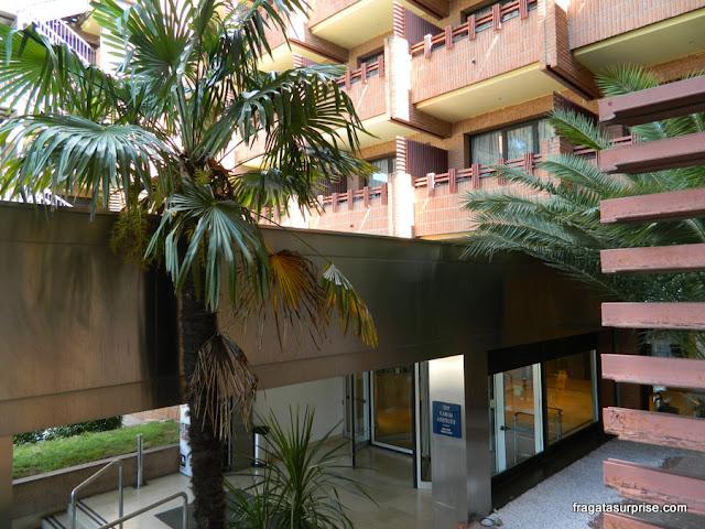 Fachada do Tryp Madrid Alameda Aeropuerto Hotel