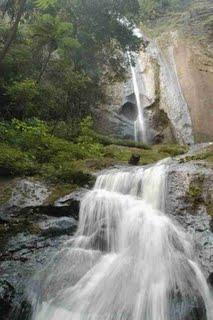 Dolo Waterfall, Kediri, East Java