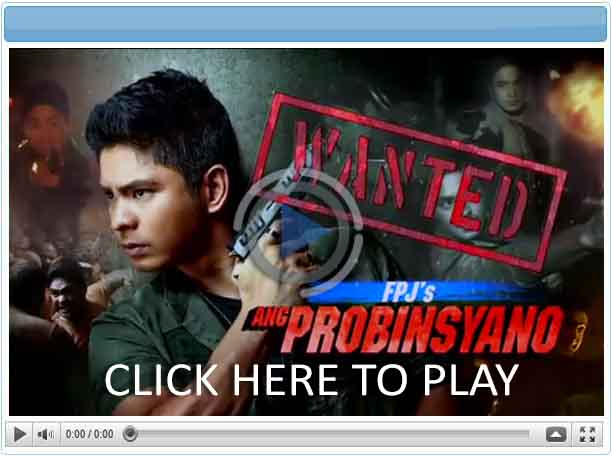 Ang Probinsyano- Pinoy Show Biz  Your Online Pinoy Showbiz Portal