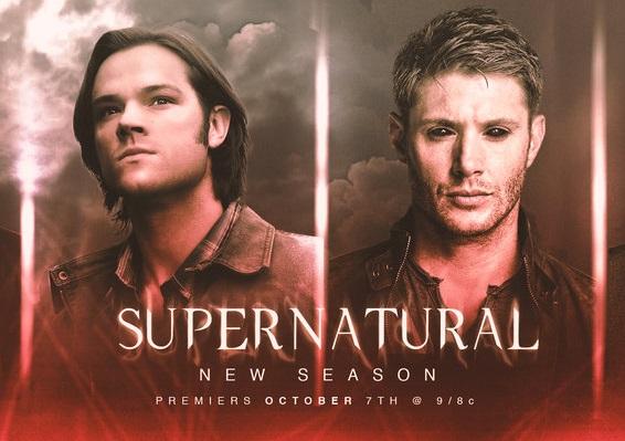 Supernatural Season 11 EP.1-EP.23 (จบ) ซับไทย