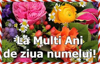 felicitari onomastica de florii 2018 urari de la multi ani