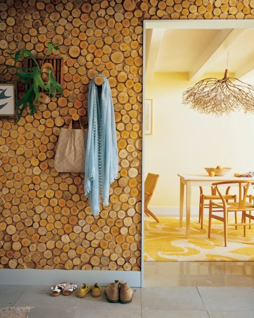 Do It Yourself Ideas And Projects Birch Wall Panel