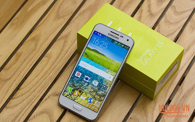 Samsung Galaxy E5 Công ty giá rẻ