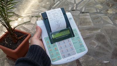 EET Euro 50TEi Mini CZ pokladna bez poplatků za 1 Kč s dotací