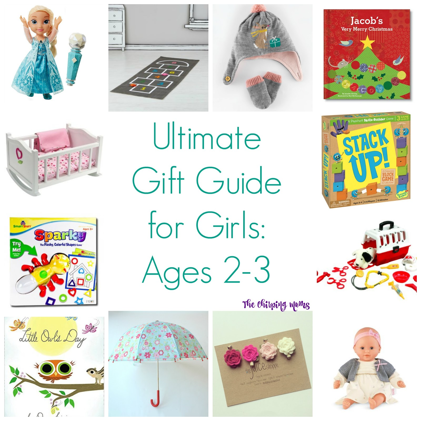Gifts For Architects The Ultimate Guide: Ultimate Gift Guide For Girls, Ages 2-3