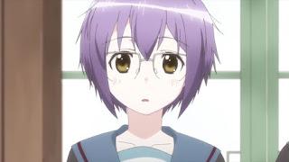 تحميل ومشاهدة جميع حلقات انمي Nagato Yuki-chan no Shoushitsu مترجم عدة روابط