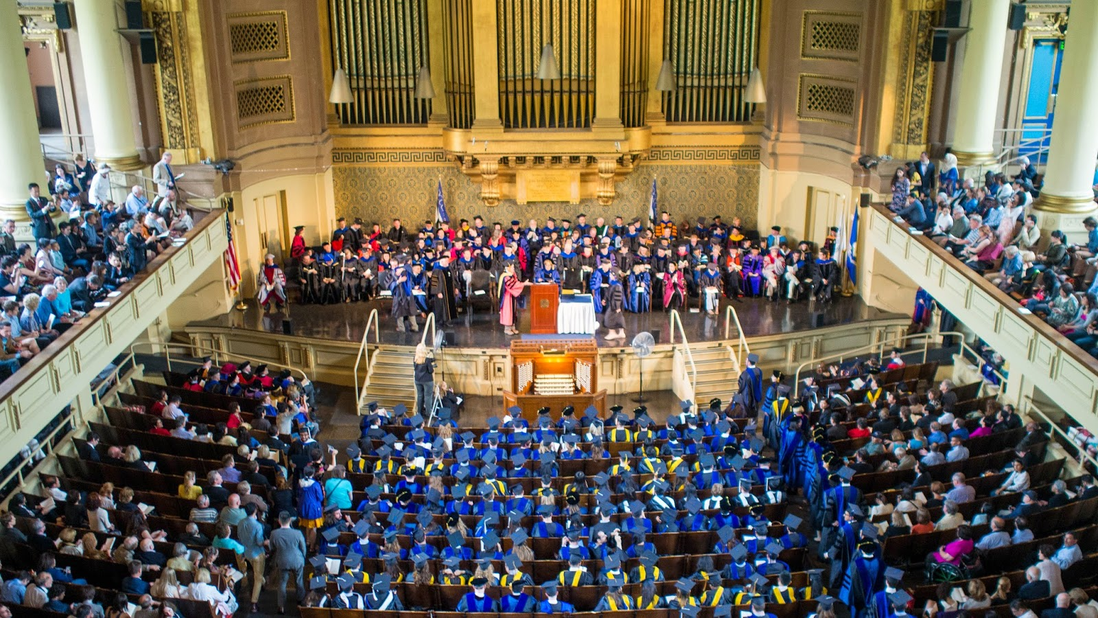 Yale Graduate School Commencement Ceremony - Tif Shen | I
