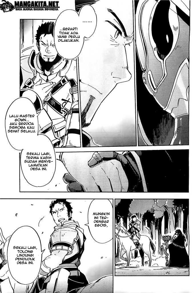 Manga Overlord Chapter 3 Bahasa Indonesia