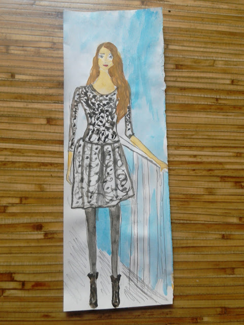 #fashionillustration