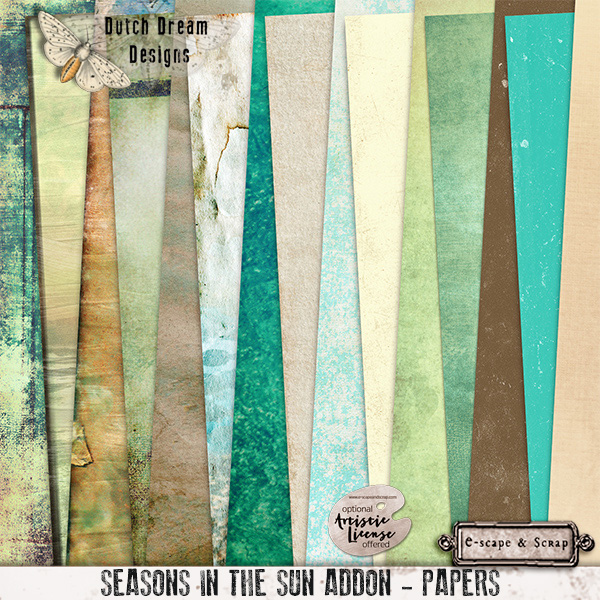 Seasons in the Sun Addon papers