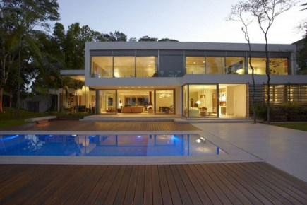 decorar interiores Casa Nova Design Dinâmico e Exuberante