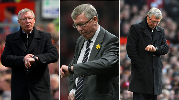 Alex Ferguson Time