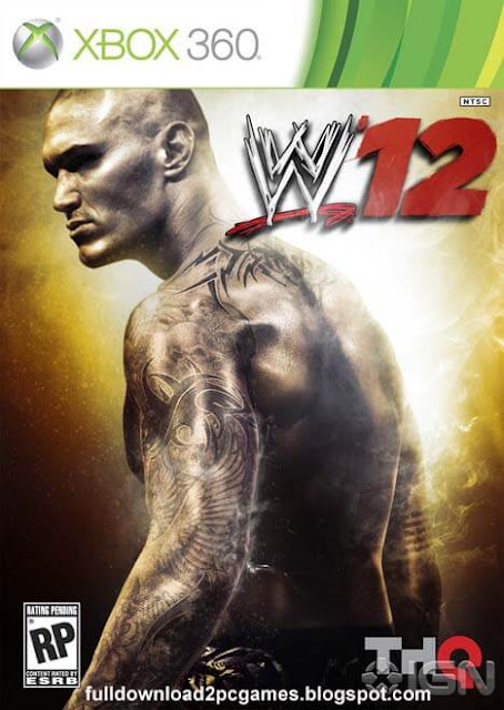 WWE 12 Full PC Game Free Download