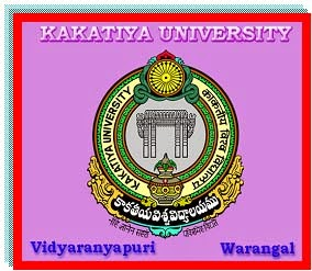 Kakatiya University ku andhra pradesh results for ug pg programmes