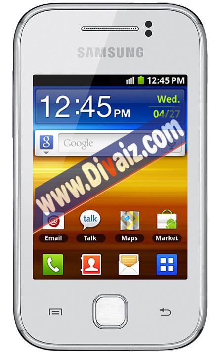Samsung Galaxy Young - www.divaizz.com