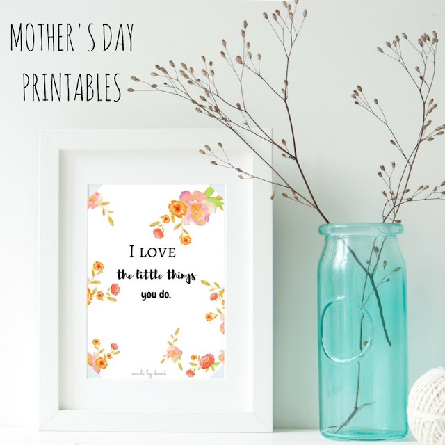 printable mothers day wall art