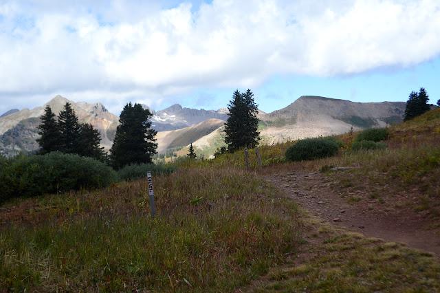 bit of Colorado Trail