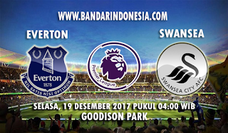 Prediksi Everton vs Swansea City 19 Desember 2017