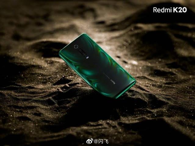 Spesifikasi Redmi K20