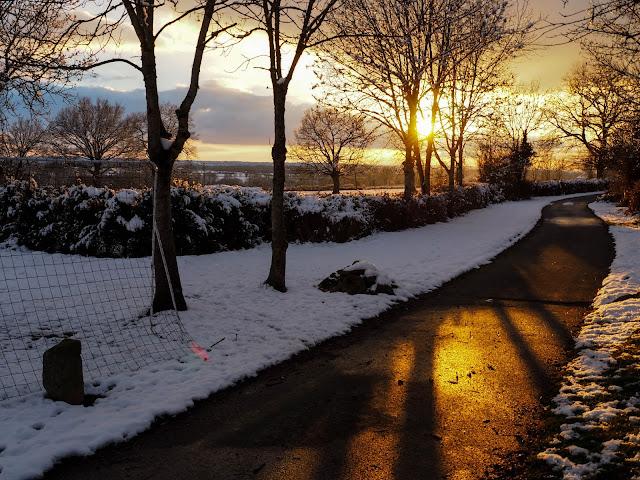 winteravond Allier