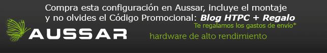 Condiciones promoción Aussar