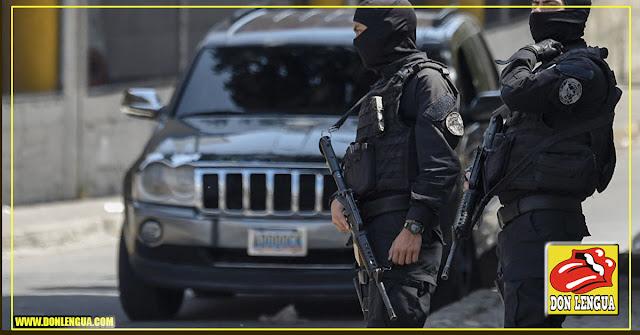 SEBIN entró a la AN a la fuerza a retirar una supuesta bomba