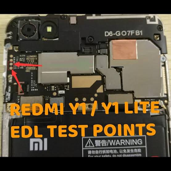 Redmi Note 5a Y1 Lite Dad Boot Repair Done