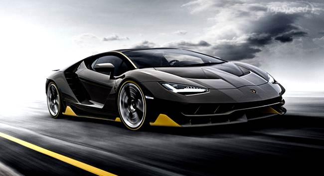 2016 Lamborghini Aventador LP750-4 Superveloce by Novitec Torado