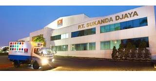 Dibutuhkan Segera Karyawan di PT. Sukanda Djaya