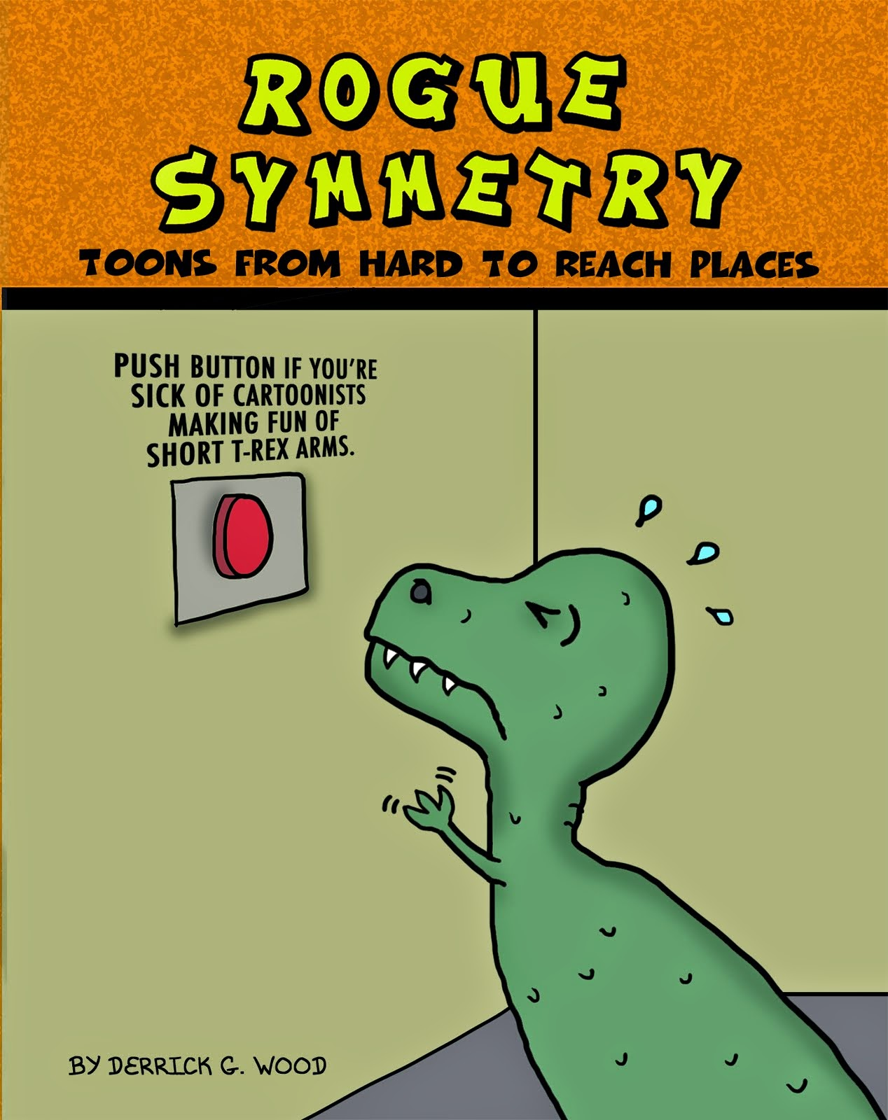 Rogue Symmetry Book!