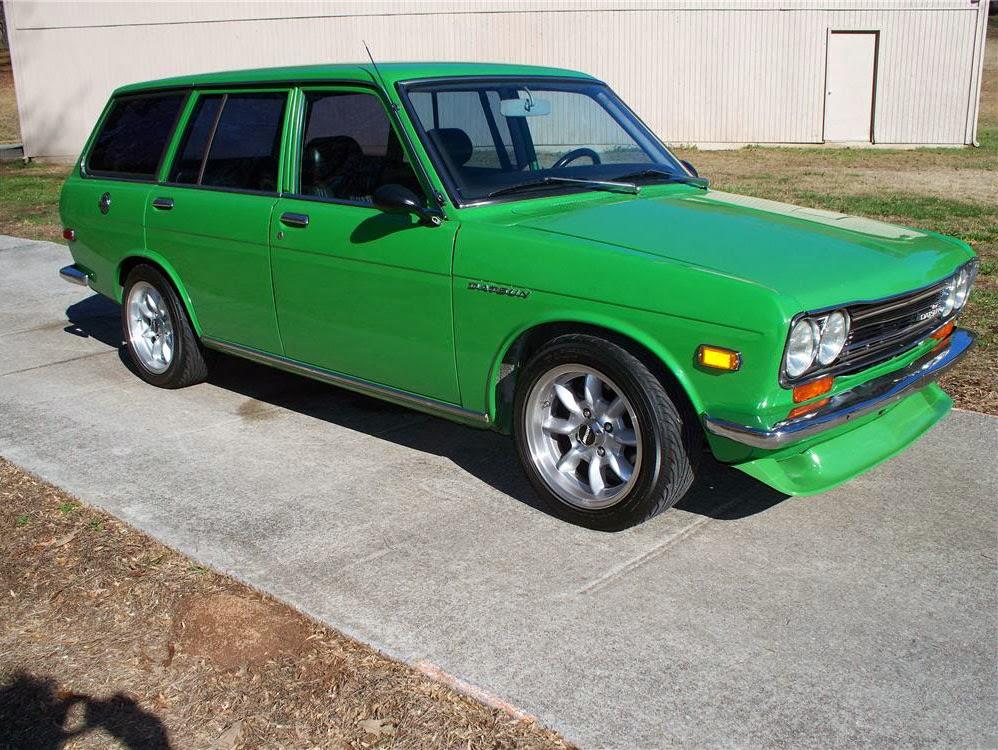 Car That Runs On Air >> 1972 Datsun 510 Wagon | Auto Restorationice
