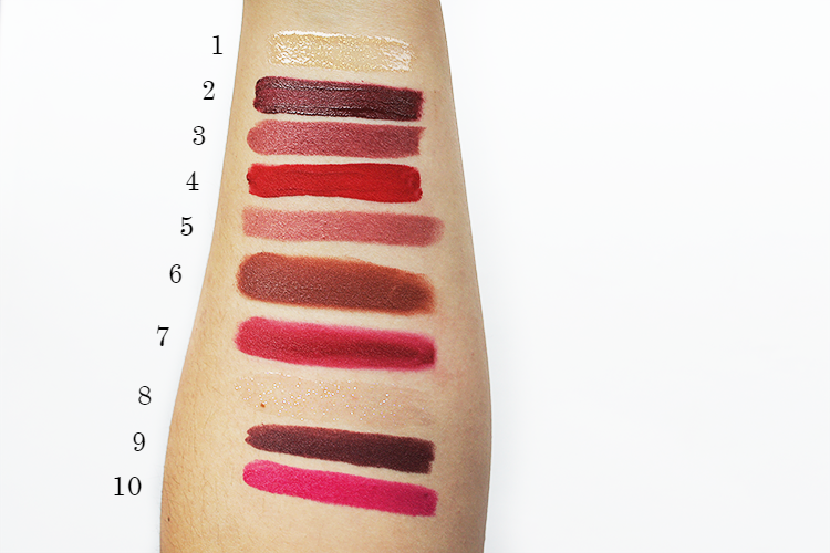 christmas-party-lips-makeup-swatches