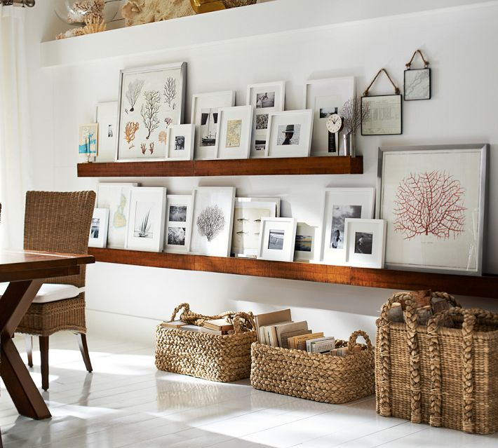 Incredible Pottery Barn Gallery Wall Shelves 18 Image Wall Shelves Home Interior And Landscaping Spoatsignezvosmurscom