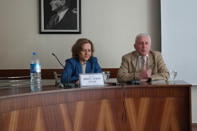 Ulusal Egemenlik ve Günümüzdeki Durumu Konferansı - Cevat Kulaksız