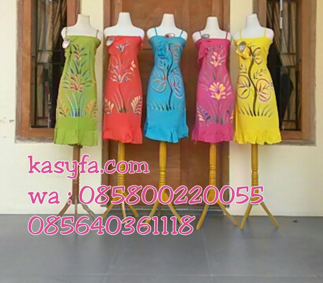 Grosir Hem Batik Murah: Grosir Daster Batik Model Baju Daster Murah Meriah