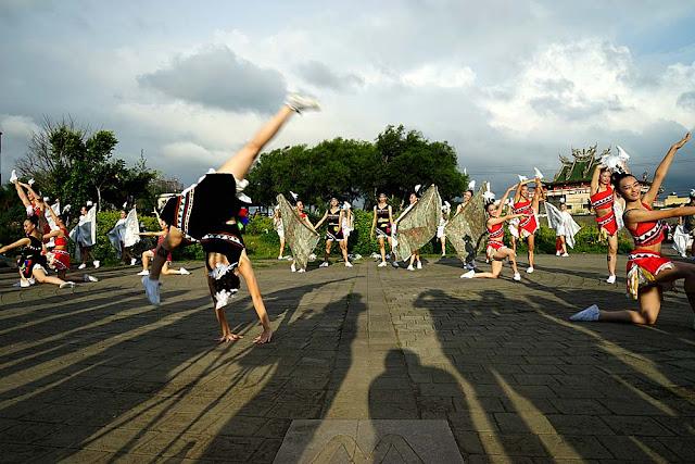 DSC02252 - 熱血採訪│2016首屆台中國際踩舞祭超夯登場,文華高中快閃高美濕地