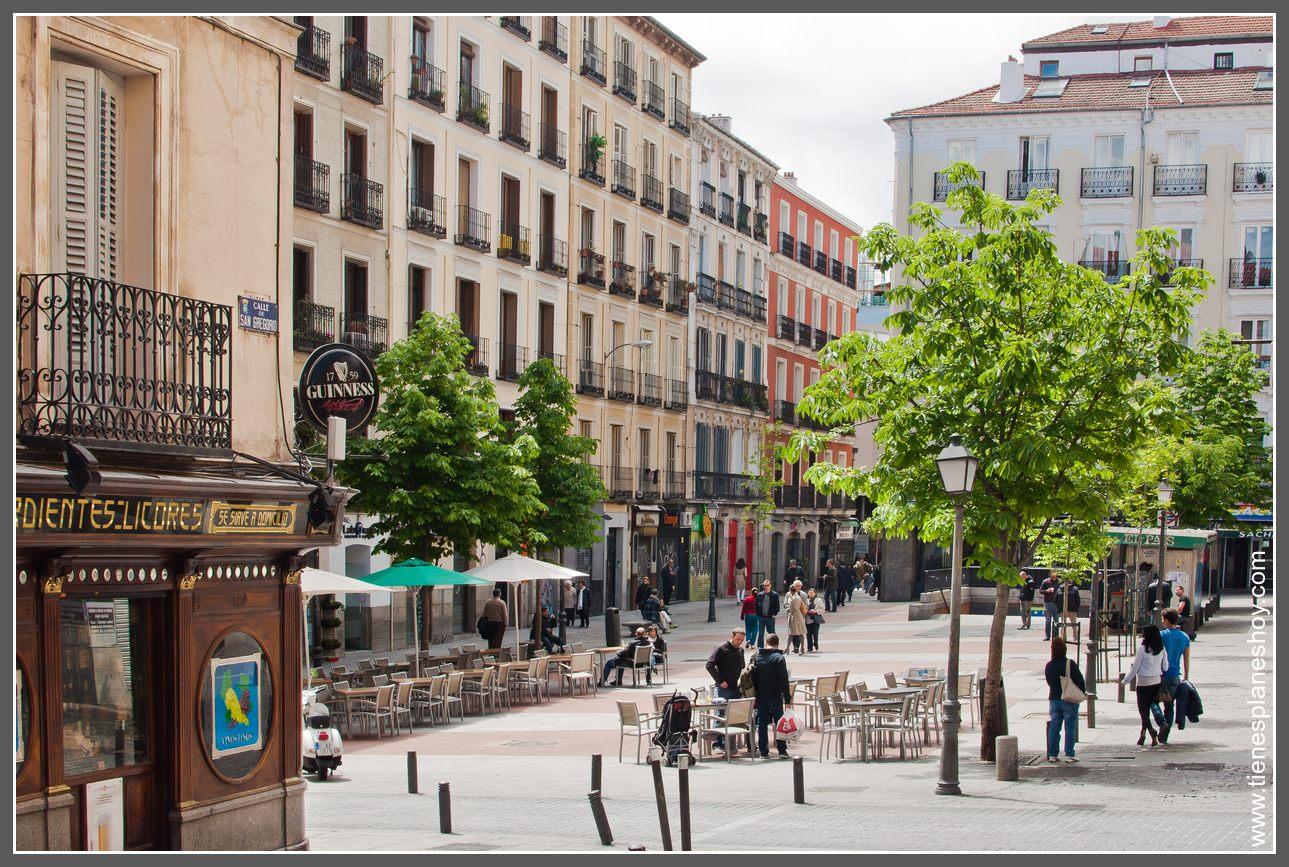 24 puntos turísticos que dibujan Madrid. Parte II   ¿Tienes planes hoy?