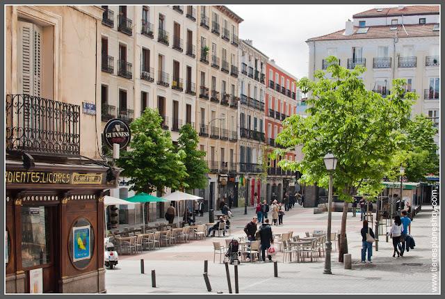 Plaza de Chueca Madrid
