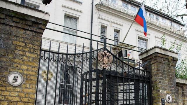 Rusia: el Reino Unido nos provoca acusándonos de ciberataques