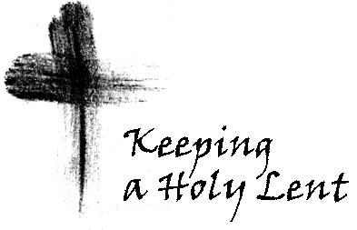 Another Great Homily for Lent