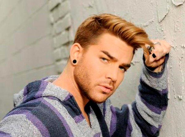 Adam lambert if i had you hair
