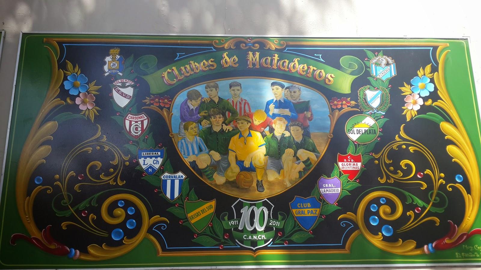 Her ldica en la argentina clubes de mataderos for El mural guadalajara avisos de ocasion