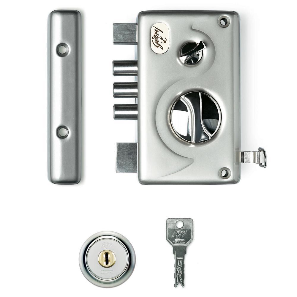 electronic furniture lock for doors: einstemmschloss türschloss