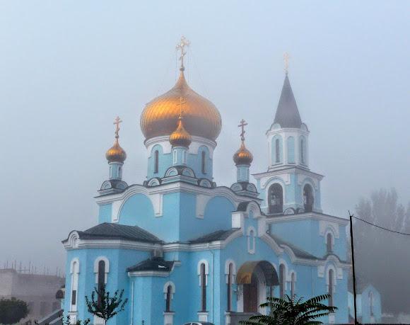 Авдеевка. Храм св. Марии Магдалины